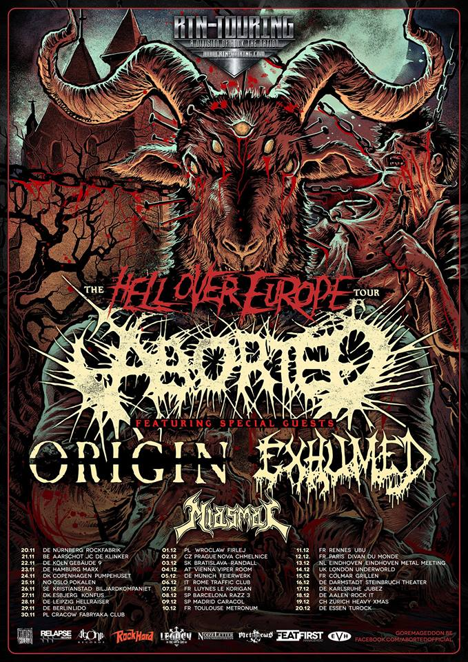 The-Hell-Over-Europe-Tour-poster
