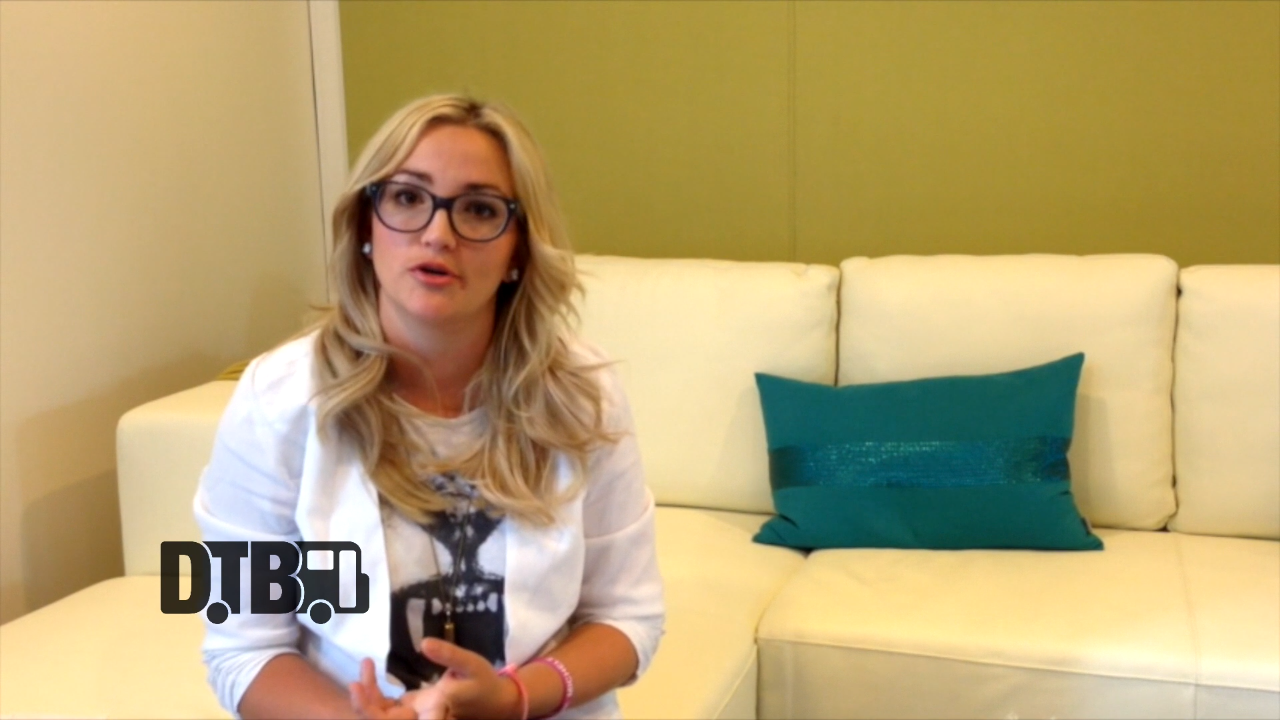 Jamie Lynn Spears – TOUR TIPS [VIDEO]