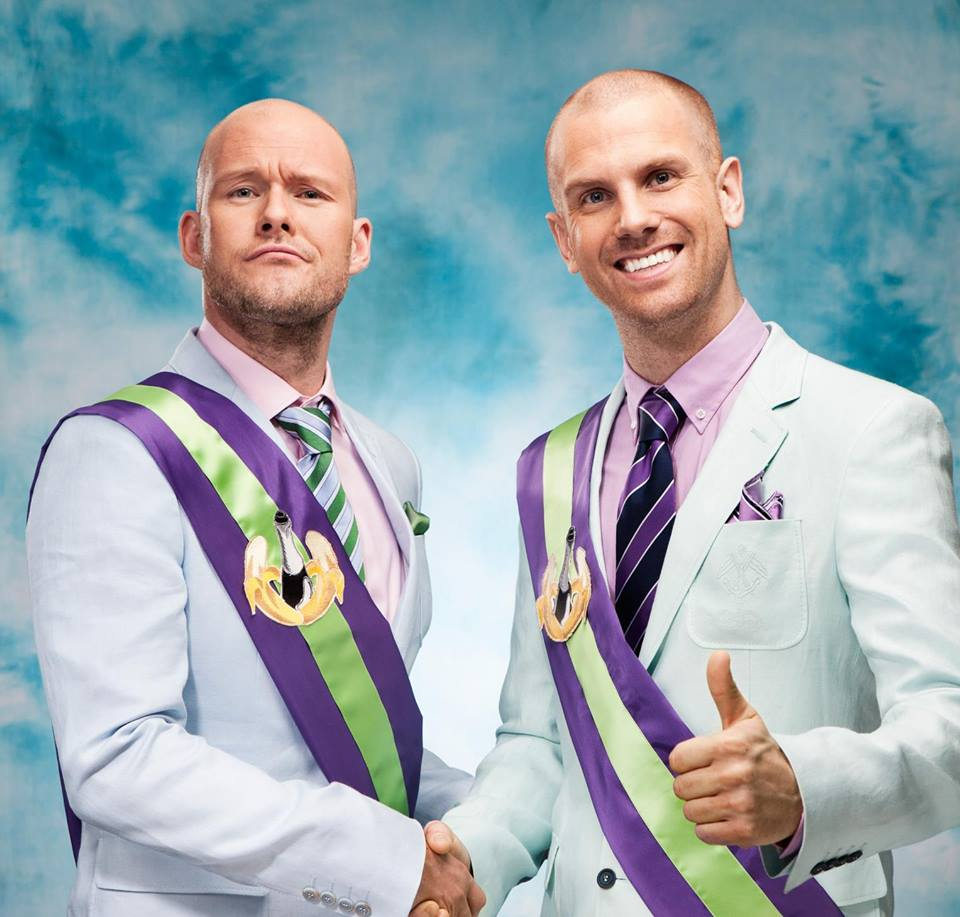 "Dada Life Announce the ""Dada Land Compound Tour"""