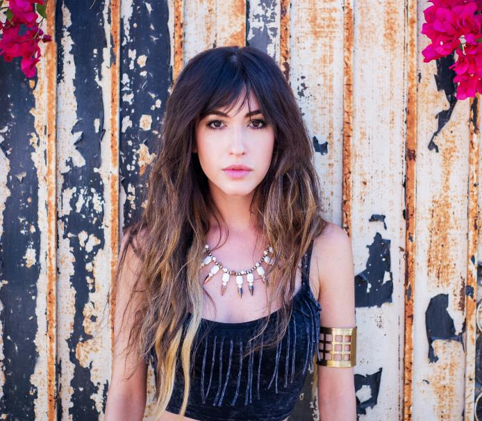 "Kate Voegele Announces ""The Wild Card Tour"""