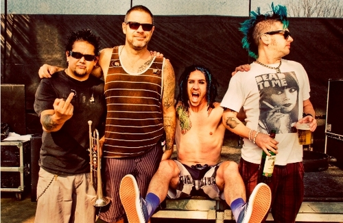 NOFX and Alkaline Trio Announce Co-Headlining UK Tour