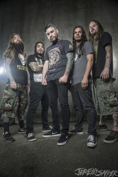 "Suicide Silence Announce the ""Stronger Than Faith Tour"""