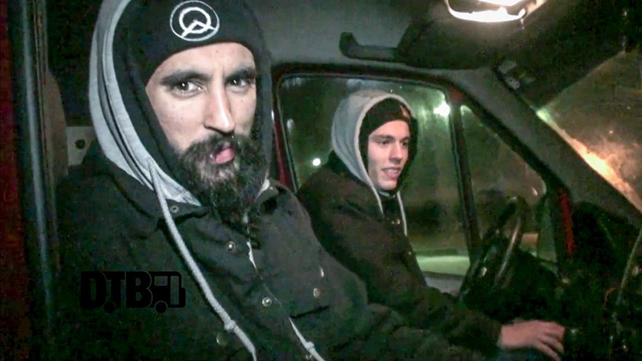 Prepared Like A Bride – BUS INVADERS Ep. 744 [VIDEO]