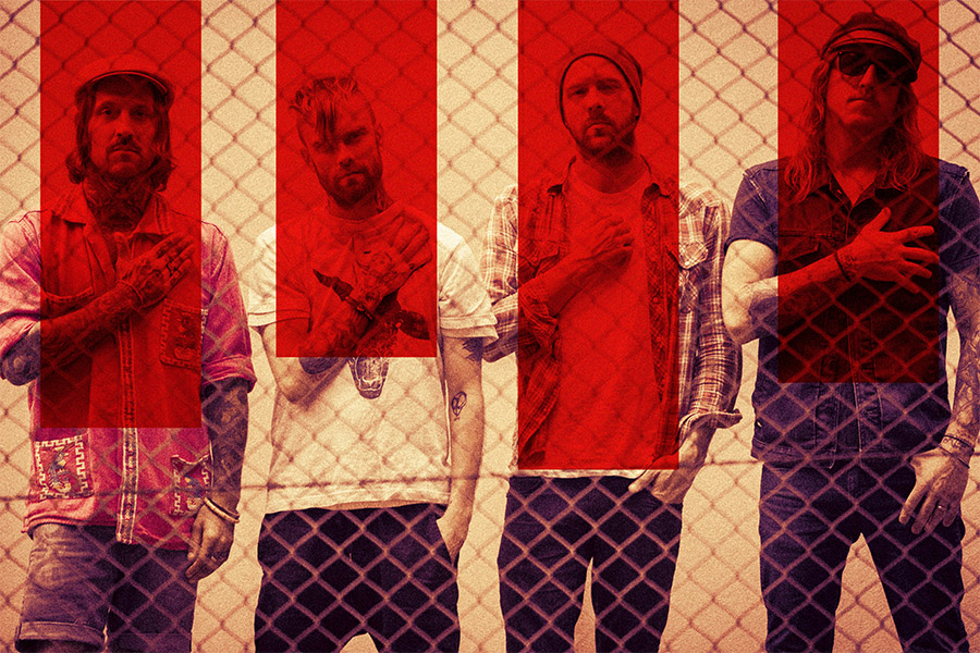 The Used Announces Spring Headlining Tour