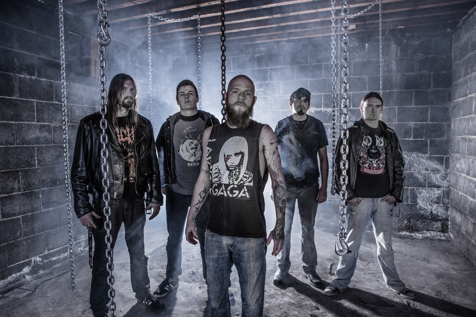 "Allegaeon Announces ""Get Rekt Tour"" with The Agonist"