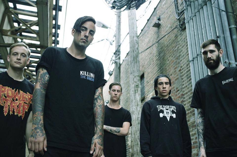 Capsize Announces UK/European Tour