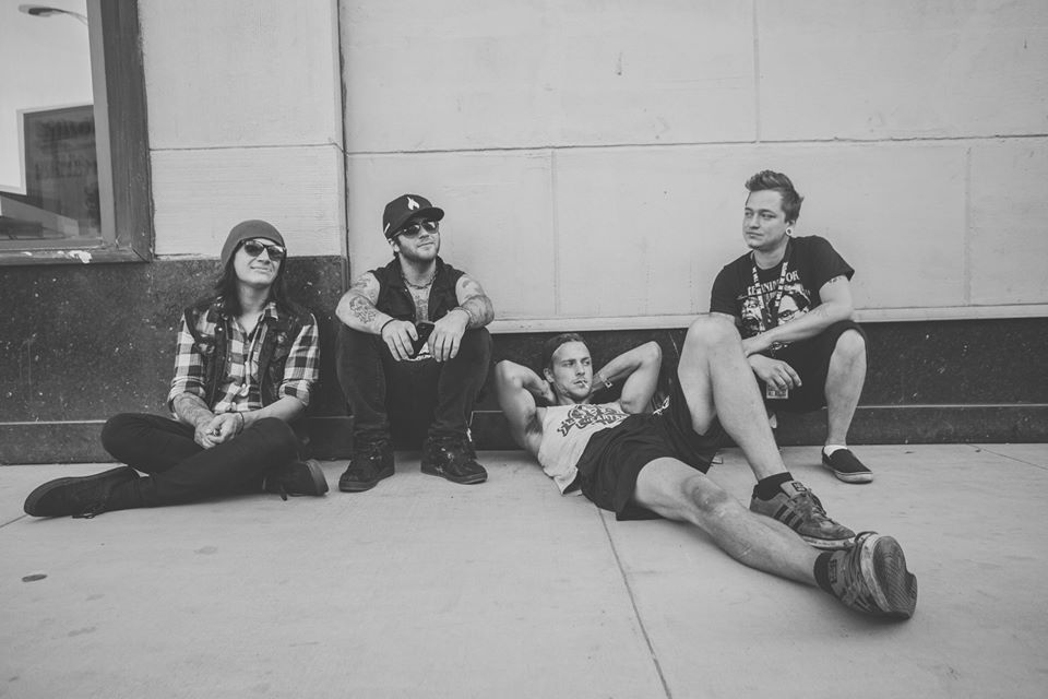 "Famous Last Words Announce ""The Touring Dead"" With Tear Out The Heart"