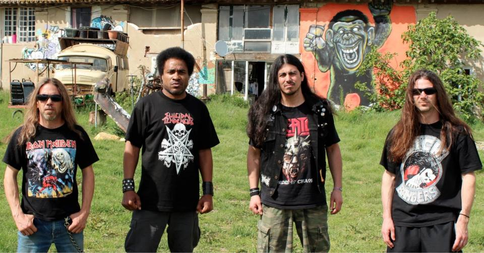 HIRAX Announce UK and European Tour Dates