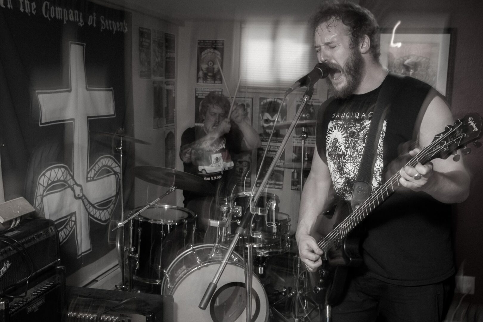 In The Company Of Serpents Announce West Coast Tour