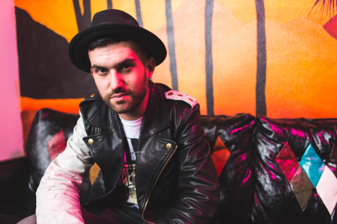 "A-Trak Announces ""Gold Gone Wild Tour"""