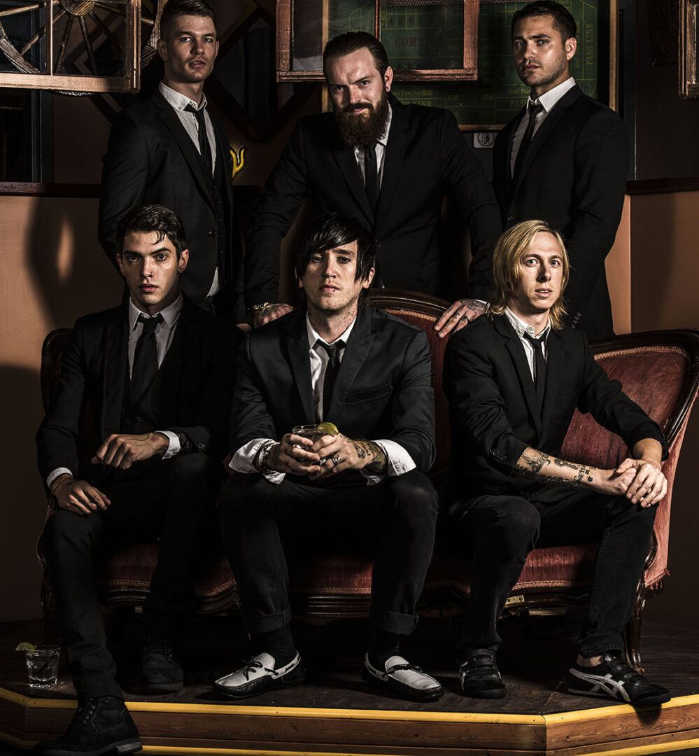 "Alesana Announces ""The Confessions Tour Overseas"""