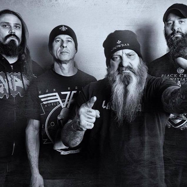 "Crowbar Announces the ""Broken Glass 20th Anniversary Tour"""