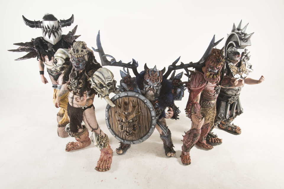 GWAR Announces North American Fall Tour