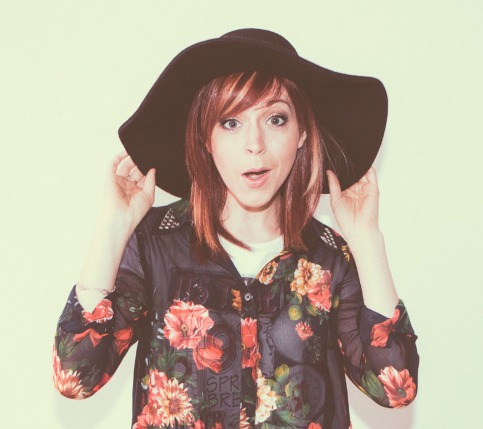 "Lindsey Stirling Announces ""The Music Box Tour"""