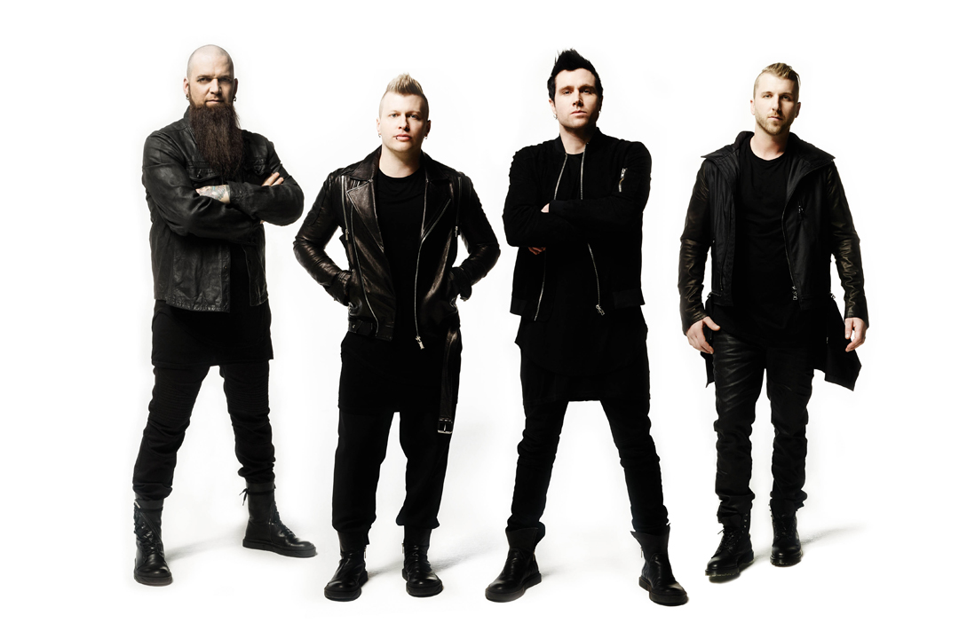 Three Days Grace Announces Summer U.S. Tour