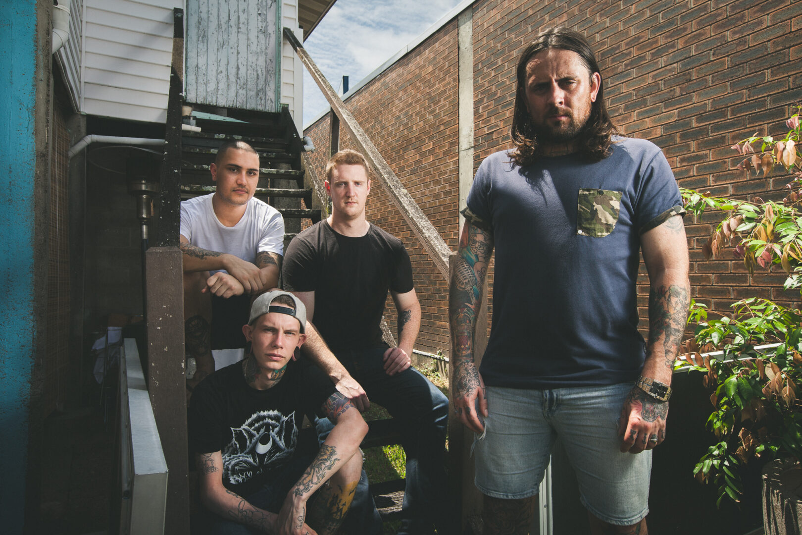 "Thy Art Is Murder Announce ""The Australian Takeover Tour"""