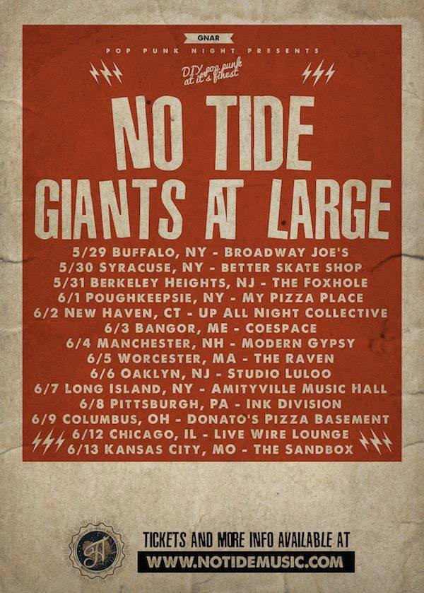 No-Tide-Spring-tour-poster