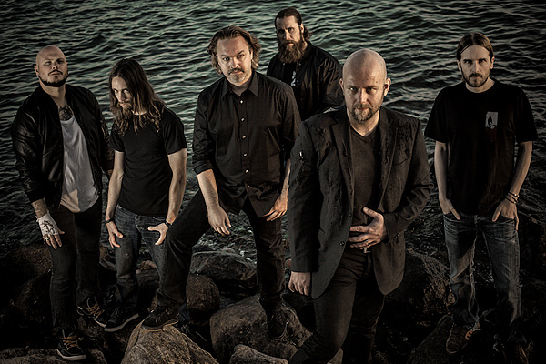 "Soilwork Announces European ""The Tour Majestic 2015"""