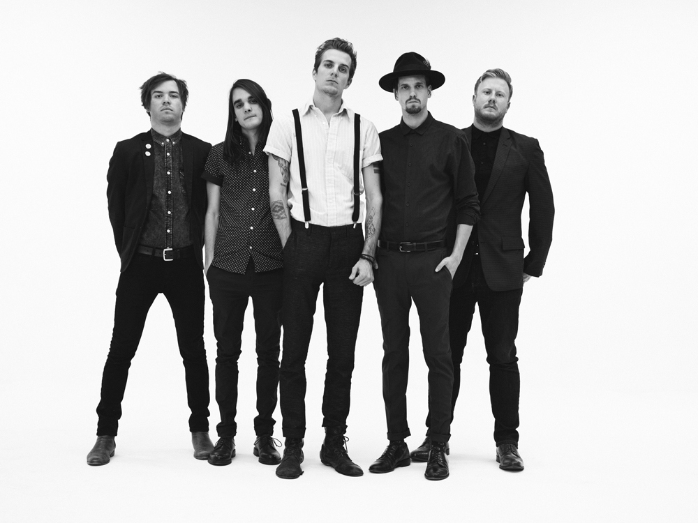 "The Maine's ""The American Candy Spring 2015 Tour"" – GALLERY"