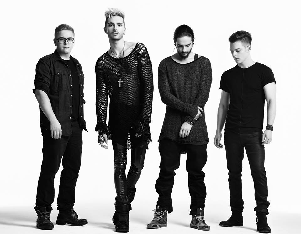 "Tokio Hotel Announces ""Feel It All World Tour 2015 Part 2: The Club Experience"""