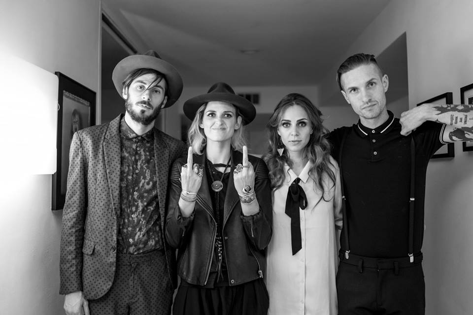 Dead Sara Announces U.S. Tour