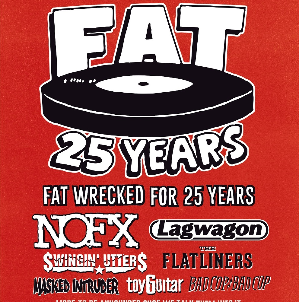 "NOFX's ""Fat Wrecked for 25 Years Tour"" – Ticket Giveaway"