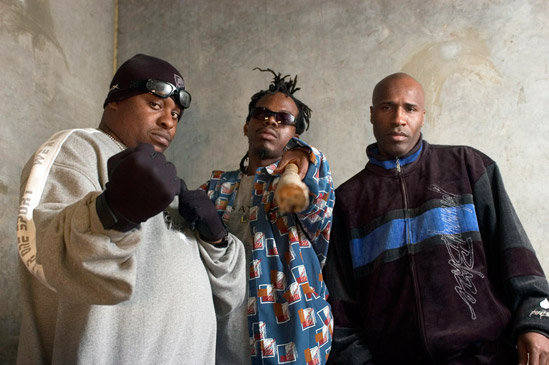 "Geto Boys Announce the ""Office Space Tour"""