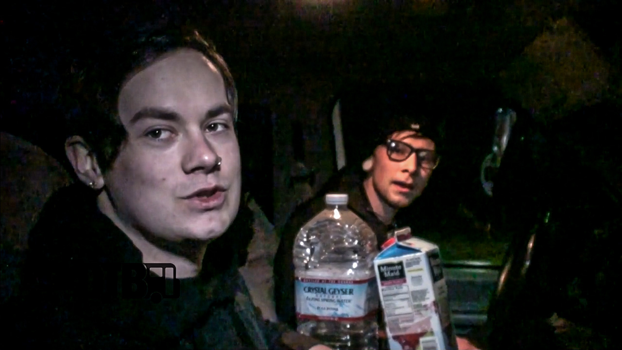 Like Vultures – BUS INVADERS Ep. 806 [VIDEO]