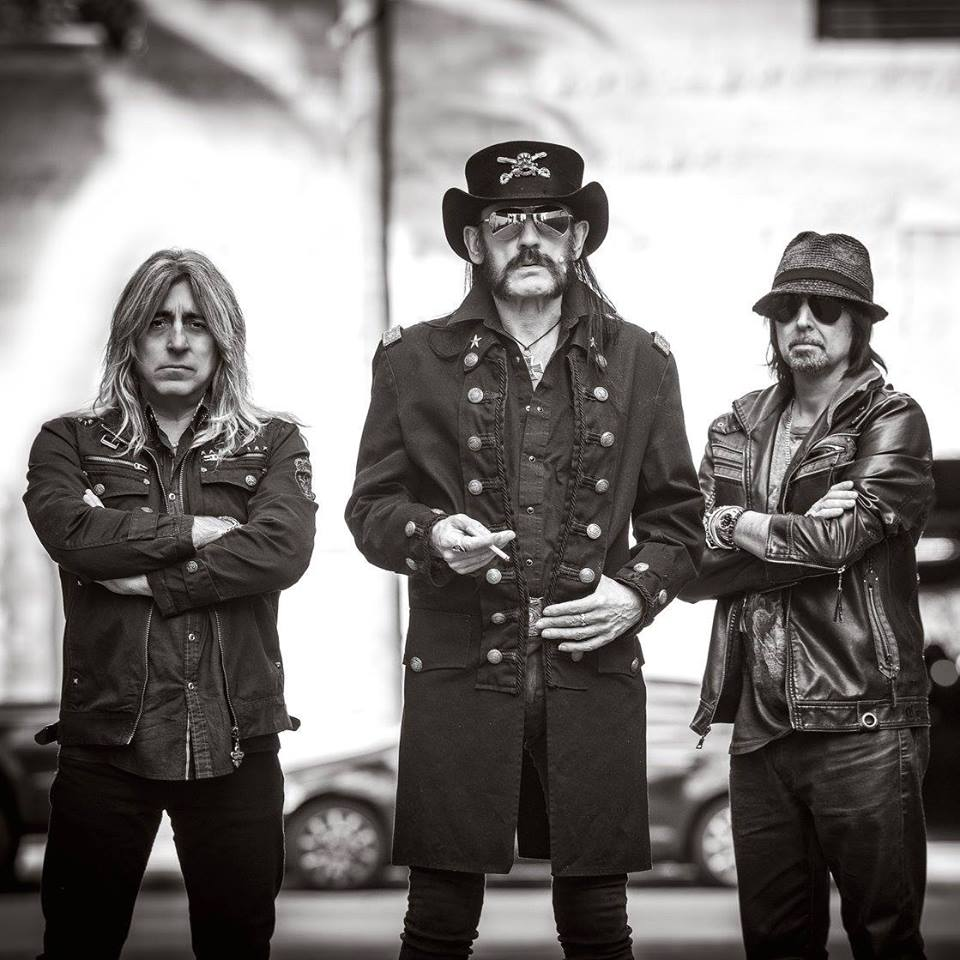 Motorhead Announces U.S. Tour with Saxon + Anthrax