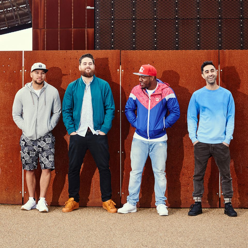 Rudimental Announce U.S. Fall Tour