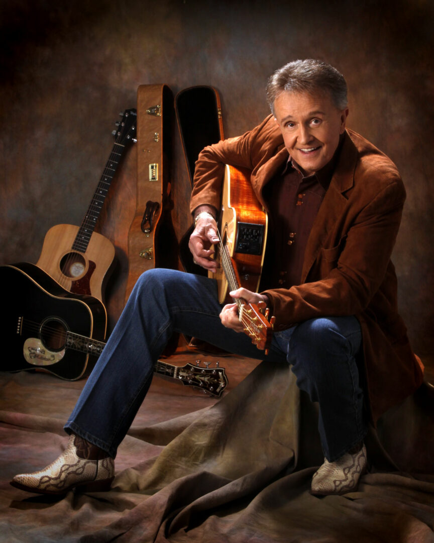 Bill Anderson Announces Fall U.S. Tour Dates