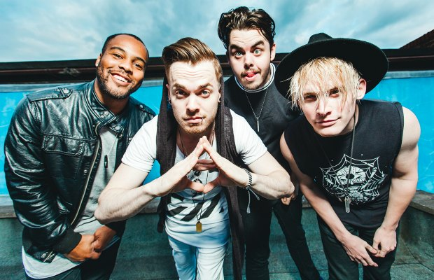 "Set It Off Announce the ""Something New Tour"""