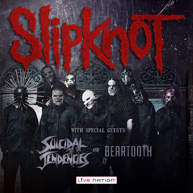 Slipknot-Fall-North-American-Tour-2015-poster