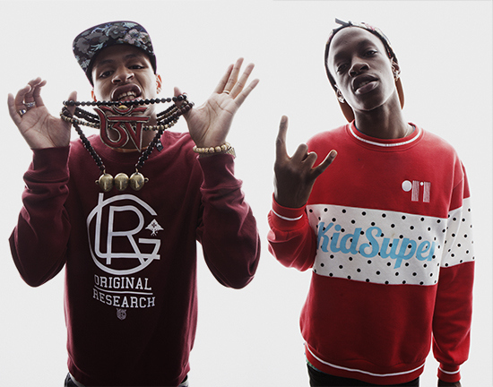 "The Underachievers Announce the ""Forevermore Express Tour"""