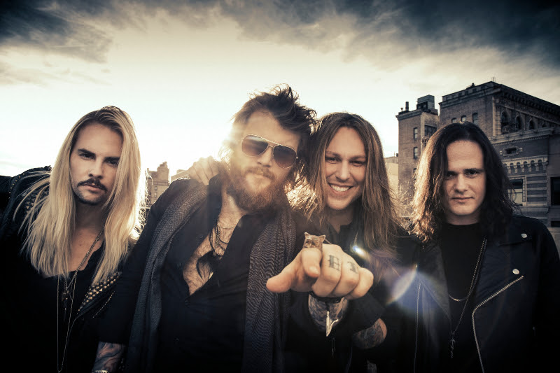 We Are Harlot Announces New North American Tour Dates