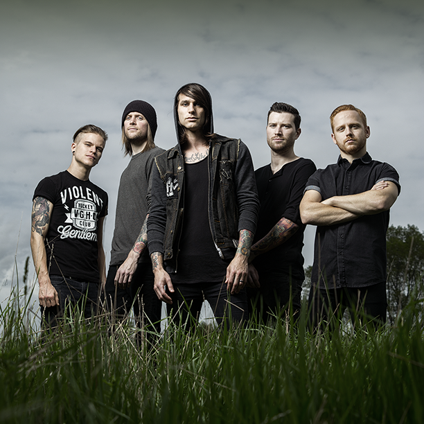 "Blessthefall's ""Drop The Gloves Tour"" – GALLERY"