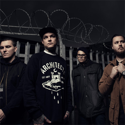 "The Amity Affliction Announces ""Seems Like Forever U.S. Tour"""
