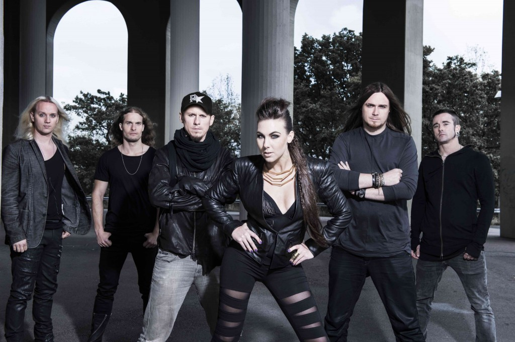 Amaranthe Announces 2017 North American Tour