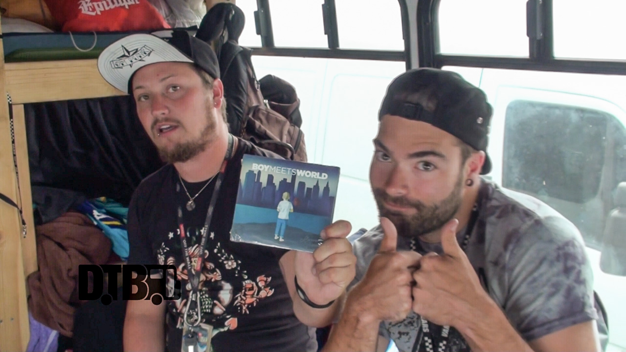 BoyMeetsWorld – BUS INVADERS Ep. 862 [VIDEO]