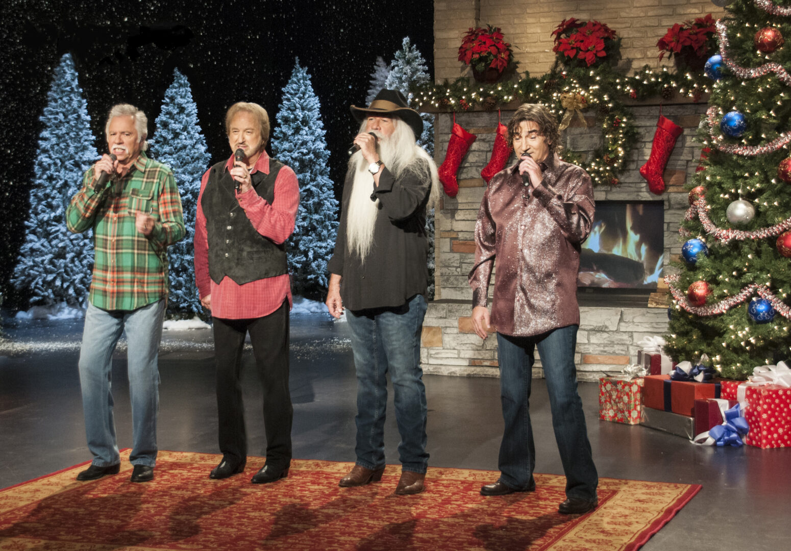 The Oak Ridge Boys Announce \