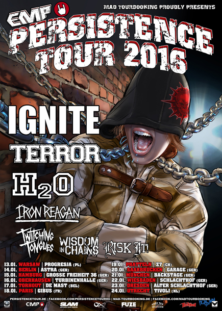 Ignite - European Tour