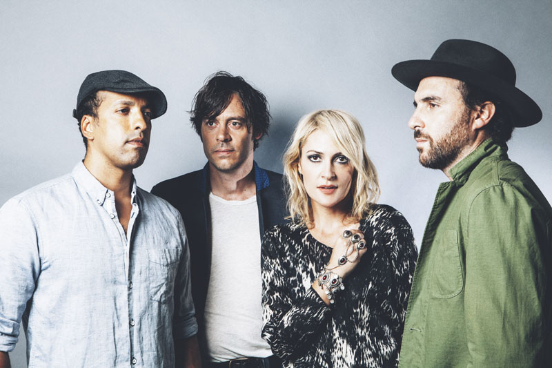 "Metric Announces ""I Can See The End Tour"""