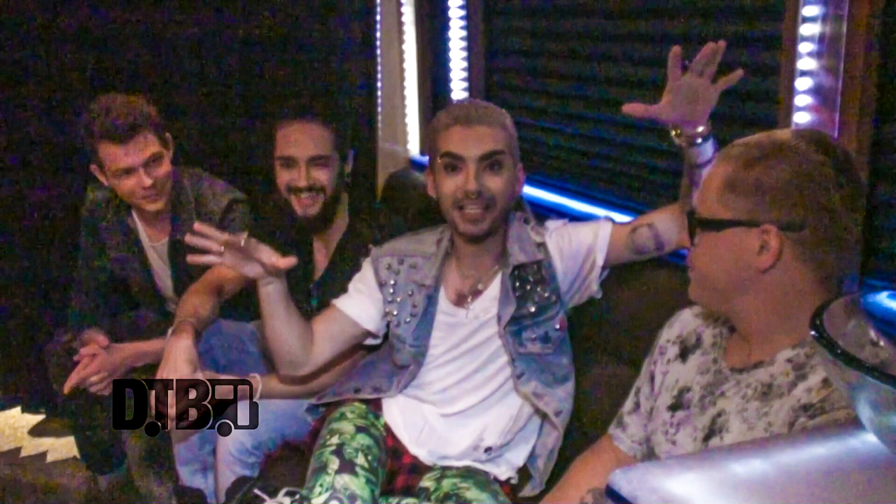 Tokio Hotel – TOUR PRANKS Ep. 109 [VIDEO]