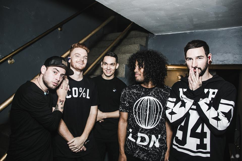 "Issues Announces the ""Rebound Tour"" for UK/Europe"