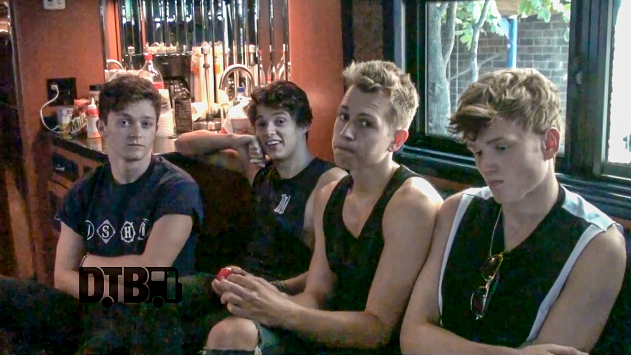 The Vamps – CRAZY TOUR STORIES Ep. 347 [VIDEO]