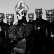 "Ghost Announces ""The Popestar Tour 2016"""