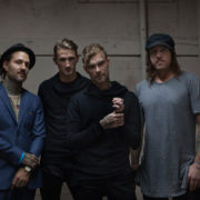 The Used Announce Second Leg of 15 Year Anniversary Tour