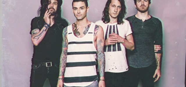 "Dashboard Confessional to Co-Headline the Return of ""Taste of Chaos"" with Taking Back Sunday"