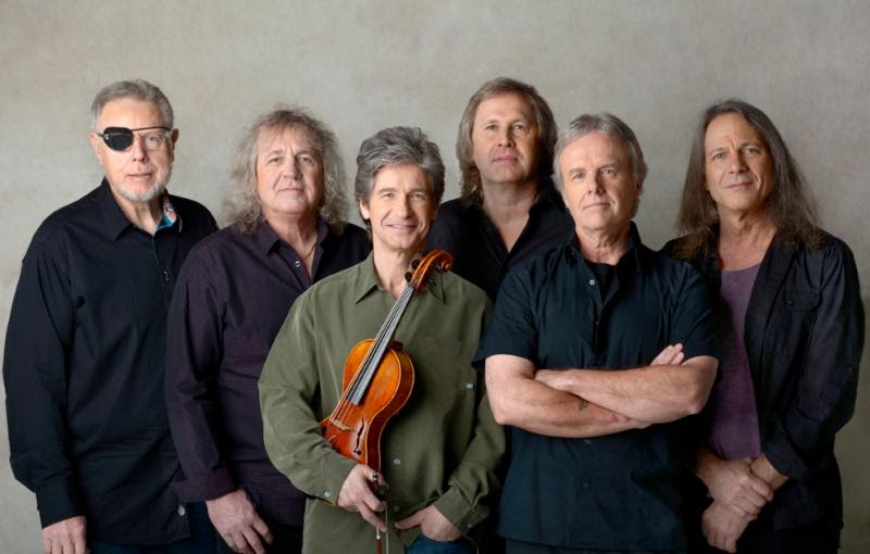"Kansas Adds Dates to ""Leftoverture 40th Anniversay Tour"""