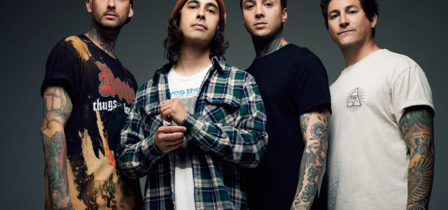"Pierce The Veil Announce ""The Made To Destroy Tour"""